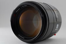 【B V.Good】 Minolta AF 100mm f/2 Lens for Sony/Minolta A Mount From JAPAN #2603
