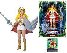 Masters Universe SUPER 7 MOTU Classics Filmation SHE-RA 2.0 --Read Listing--
