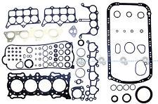 90-91 Honda Prelude Si 2.1L DOHC 16V B21A1 Cylinder Engine Full Gasket Set