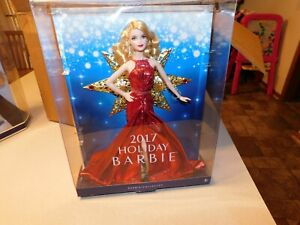 2017 Holiday Barbie Doll, Collector's Edition, Brand New