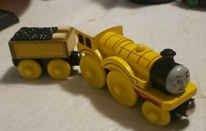 Thomas & Friends Wooden Railway Tank Train Molly Engine with Tender