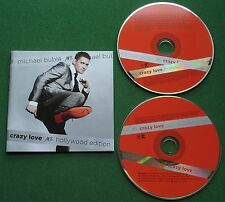 Michael Buble Crazy Love Hollywood Edition inc Some Live Tracks Deluxe 2 x CD