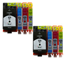 8x HP 920XL ink Replacement for HP Officejet 6000 6500 6500A 7000 7500 7500A