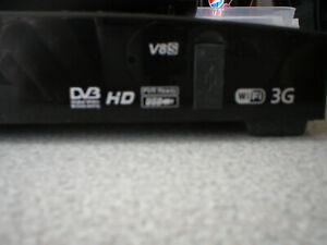 Openbox V8S 1080p Digital Satellite TV Receiver Box + Remote
