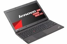"Lenovo ThinkPad L540 Notebook 15,6"" LED Core i5-4300M 2,6GHz 8GB 128GB SSD WiFi"