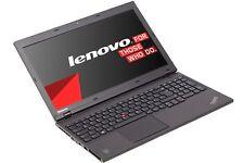 "Lenovo ThinkPad L540 Notebook 15,6"" LED i5-4300M (2,6GHz) 8GB RAM 128GB SSD"
