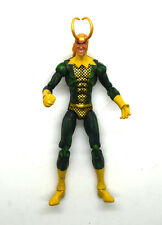 "Marvel Universe 3.75"" The Avengers Comic Collection Loki Loose Action Figure UK"
