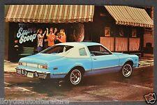 1978 Plymouth Volare Coupe Postcard Sales Brochure Excellent Original 78