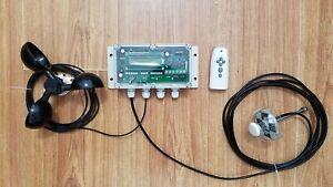 Solar Panel Sun Tracker Dual Axis Controller Solar Automatic Sun Tracking System