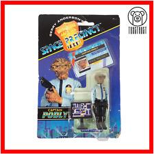 Space Precinct Captain Podly Action Figure Vintage 1994 Vivid Imaginations