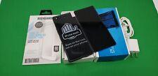 INBOX Preowned ZTE Axon M Z999 64GB - Carbon Black ATT GSM UNLOCKED DUAL SCREEN