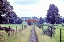 PHOTO  COLNE VALLEY WATERWORKS RAILWAY AUGUST 1960 THE LONDON AND NORTH WESTERN