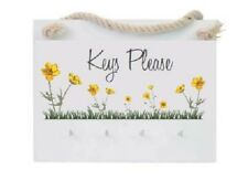 Key Hanger, Buttercup Keys Please, House & Car Keys, Housewarming Gifts BC022