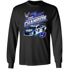 Men's Chase Elliott 2020 NASCAR Cup Series Champ Long Sleeve T-Shirt S-4XL