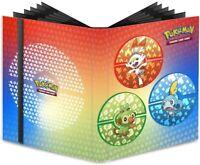 Ultra Pro 9 Pocket Sideloading Pro-Binder Portfolio Pacific Blue MTG,Pokemon