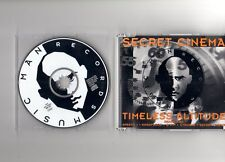 Secret Cinema Timeless Altitude CD EP TRANCE TECHNO MUSIC MAN RECORDS '94 MM 001