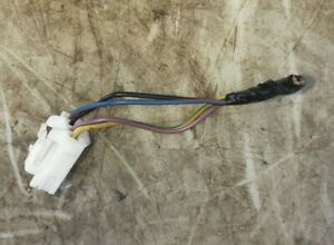 01-02 Subaru Forester Roof Mounted Digital Clock Time Wire Connector Pigtail