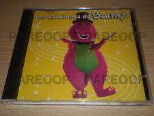 Las Canciones de Barney (CD, 2004, Universal) MADE IN ARGENTINA