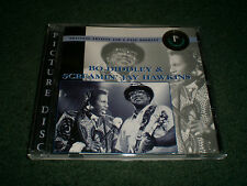 Bo Diddley & Screamin' Jay Hawkins~14 Track Holland Import CD Comp~FAST SHIPPING