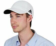 Adidas Men's Performance Unstructured Custom White Hat [Apparel]