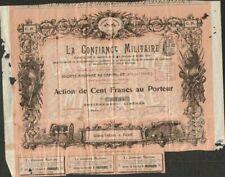 TOP DECO => LA CONFIANCE MILITAIRE (B)