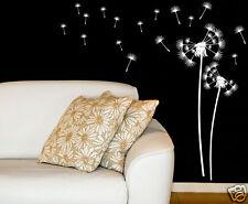 Wandtattoo Zwei Pusteblumen Pusteblume 58x145 cm