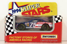 MATCHBOX ~ TODD BODINE - #75 FACTORY STORES ~ 1/64