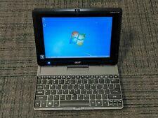 """Acer Iconia Tab W500 10.1"""" Windows Tablet AMD C-50 1GHz 32GB SSD 2GB RAM"""