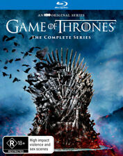 Game of Thrones Complete Collection Seasons 1-8 Blu-ray Box Set BRAND