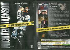 DVD - MICHAEL JACKSON : CE QUI A TUE LE ROI DE LA POP LES DESSOUS DE L' HISTOIRE