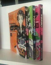TOPPU GP GN VOL 1,2,3 KODANSHA COMICS Manga New 9781632365156