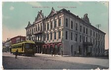 USA; Binkley Hotel, Sherman, Texas PPC Unposted, c 1910's