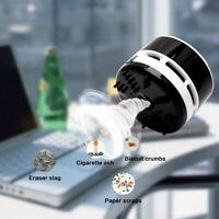 Tihoo Portable Mini Desktop Table Vacuum Cleaner Dust Collector Filter Sweeper