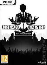 Urban Empire (PC) PEGI 12+ Strategy: Management ***NEW*** FREE Shipping, Save £s