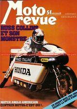 MOTO REVUE 2313 HONDA CB 750 Russ COLLINS OSSA 250 Super Pioneer BENELLI Magnum