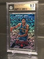 2012-13 Anthony Davis RC Marquee Swirlorama BGS 9.5 Rookie 🏀📈🔥 Very Clean!!