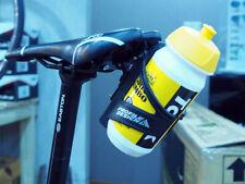 Saddle Rail Water Bottle Cage Mount / Behind Saddle Bottle Holder / Bicycle Tri