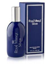 Royal Mirage Silver EDC Spray, 120 ML (Free shipping world)
