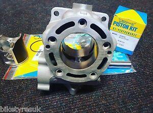 Honda CR125 CR125 (ALL) Barrel Replate (Optional Piston/Gaskets)