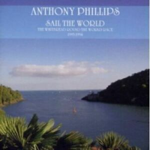 ANTHONY PHILLIPS SAIL THE WORLD CD NEW SEALED