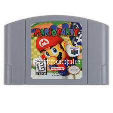 Mario Party - Nintendo 64 Video Game Cartridge for N64 Console US Version