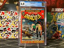 Tomb of Dracula #1 CGC 6.0 OW 1st DRACULA MAJOR KEY! Estate Sale Going on Now!