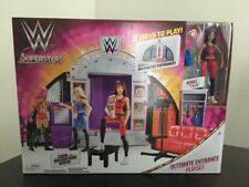 WWE Superstars Ultimate Entrance Playset Nikki Bella Figure Diva IN HAND New HTF
