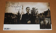 Defeater Travels Poster Promo 2009 Original 12x18 Indie Rock Rare Jay Maas