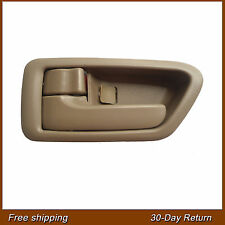 For Toyota Camry Inside Interior Front Rear Left Side Beige Door Handle 97-01