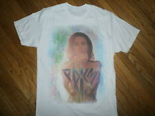 KATIE PERRY PRISM T SHIRT Roar Unconditionally Dark Horse White SM