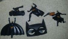 """BEWARE THE BATMAN"",  2013 McDonalds Happy  Meal Toys"