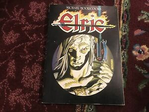 ELRIC OF MELNIBONE By Michael Moorcock - TPB - Graphic Novel