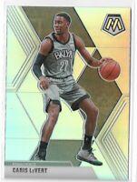 2019-20 Panini Mosaic basketball silver prizm Caris Levert Brooklyn Nets #51