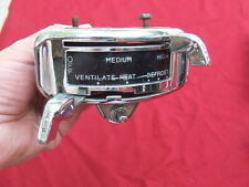 1949-50 Ford heater control assembly, nice!